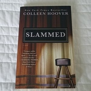 NWT Slammed by Colleen Hoover